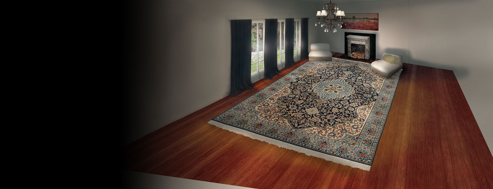Large Rugs & Carpets