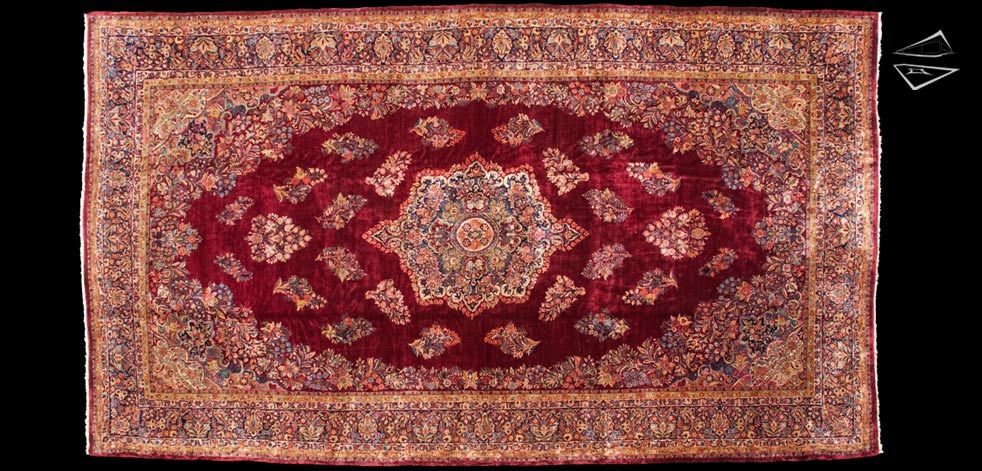 PERSIAN SAROUK 14X26
