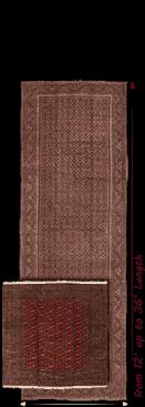 12' Wide rugs
