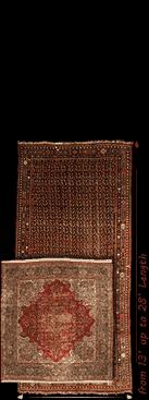 13' Wide rugs