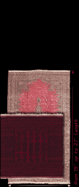 15' Wide rugs