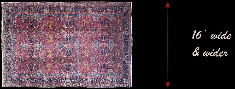 Rug Widths Large Rugs Carpets