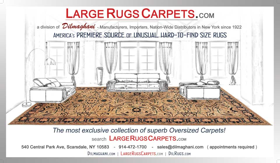 LargeRugsCarpets Postcard - Fall 2014