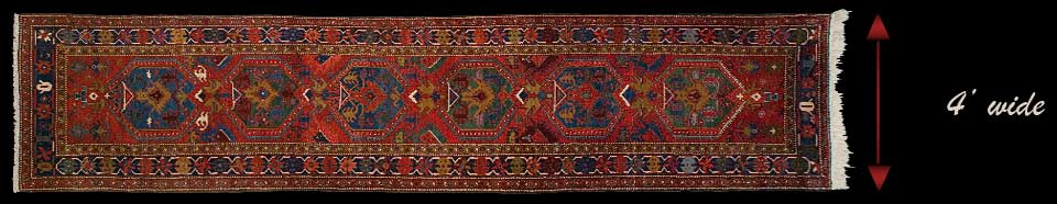 Wide Rug Runners And Gallery Runners Large Rugs Carpets