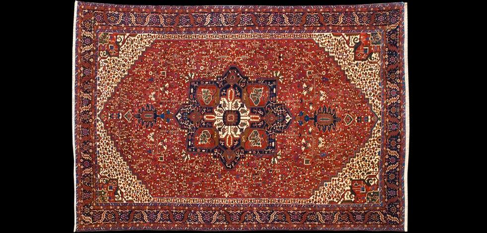 NORTHWEST PERSIAN PALACE 14x20