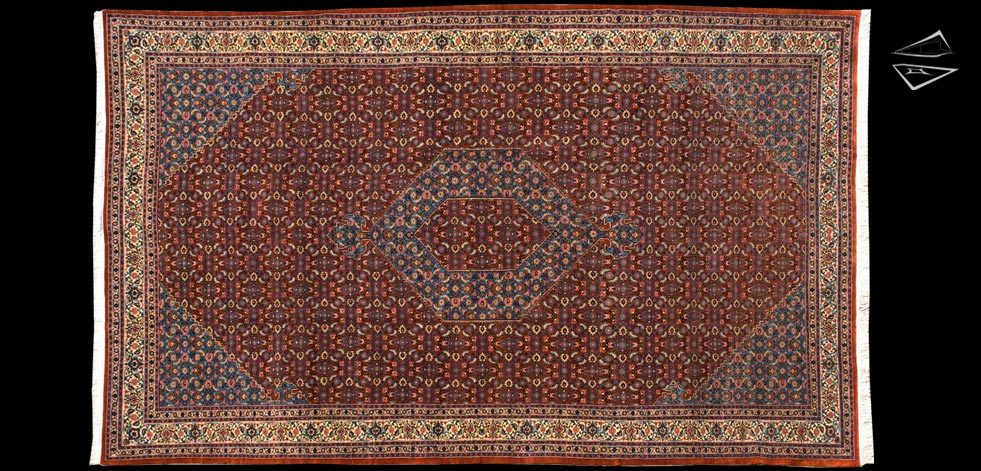 PERSIAN TABRIZ 12x20