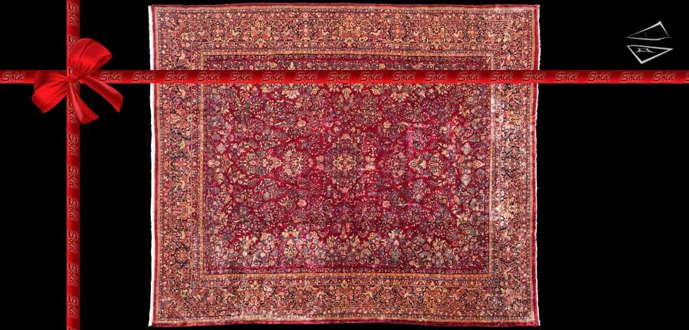 PERSIAN SAROUK 15x18