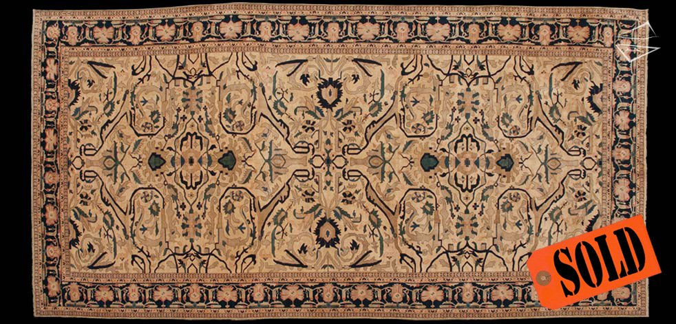 14x30 Afgan Peshawar Rug