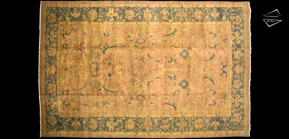 11x17 Agra Rug