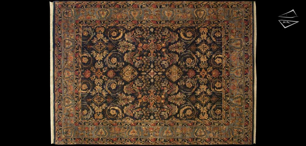 8x11 Agra Rug