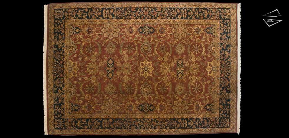9x13 Agra Rug
