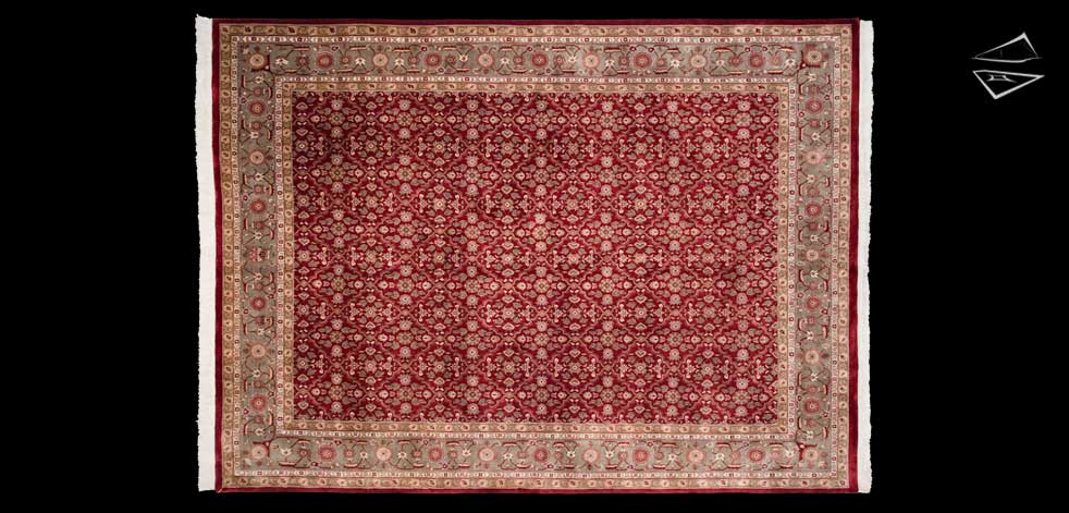 8x11 Agra Design Rug