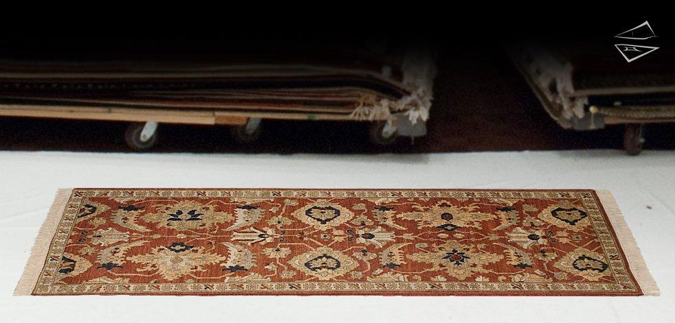 3x8 Armenian Rug Runner