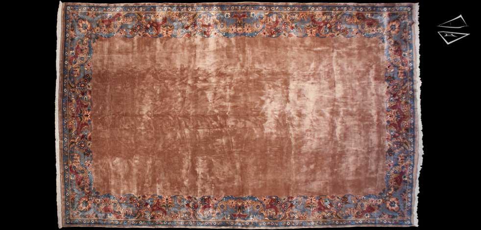 12x19 Art Nouveau Rug