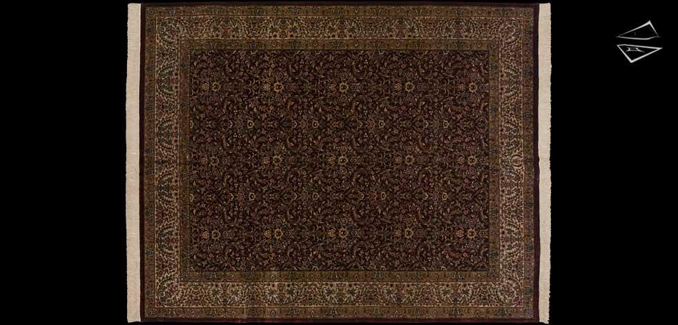 8x10 Bakhtiari Design Rug
