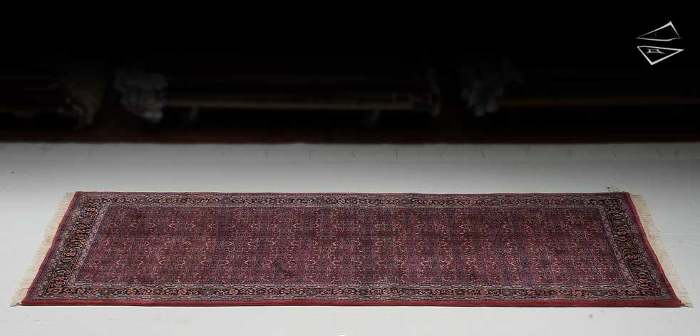 5x12 Bijar Design Rug Runner