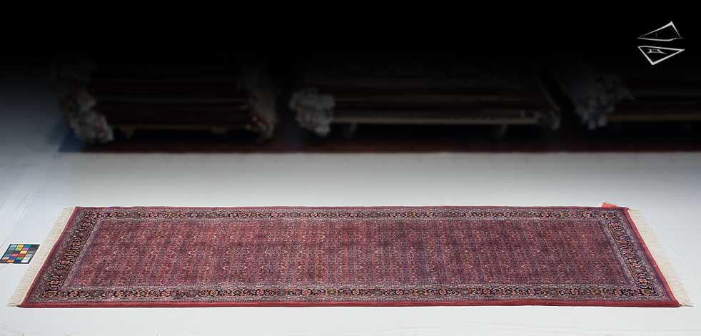 5x14 Bijar Design Rug Runner