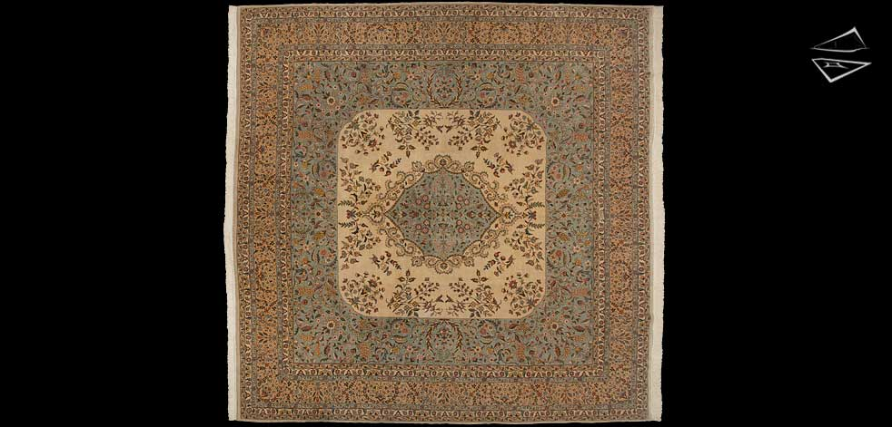 12x12 Bulgarian Square Rug