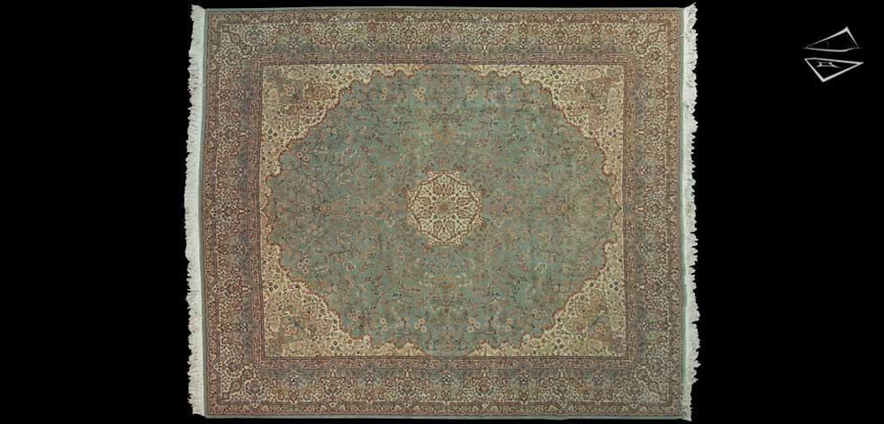 12x14 Bulgarian Square Rug