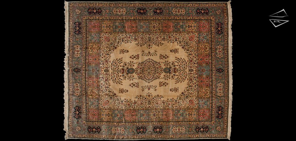 12x14 Bulgarian Square Rug