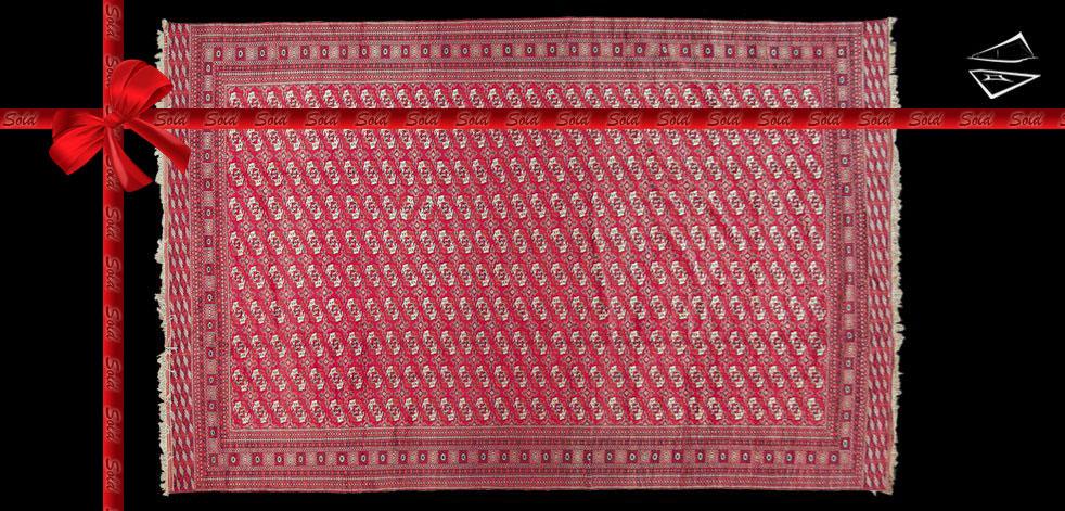 13x20 Fine Bokhara Rug