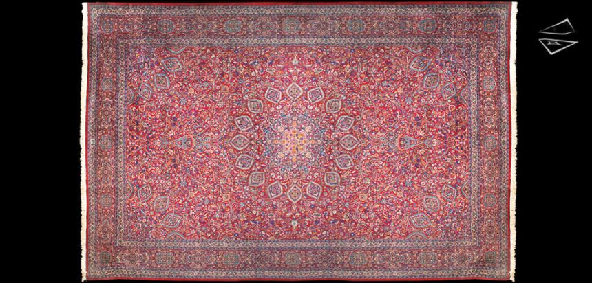 Meshed Persian Rugs