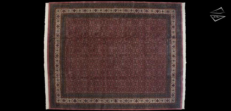 12x15 Herati Design Rug