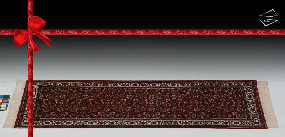 3x7 Herati Design Rug Runner