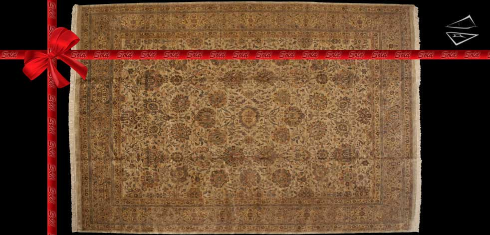12x15 Heriz Design Rug