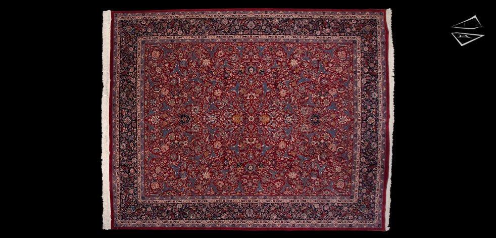 12x15 Kashan Design Rug