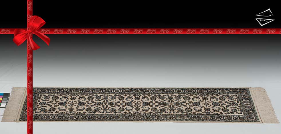 2.6x9 Kashan Design Rug Runner