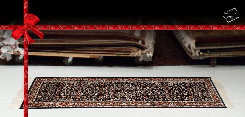 3x9 Kashan Design Rug Runner