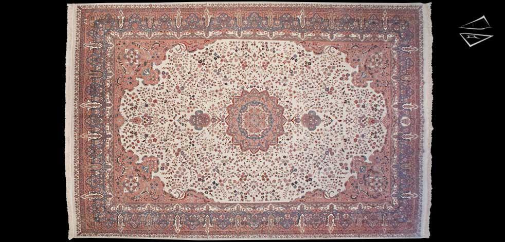 12x18 Kerman Design Rug