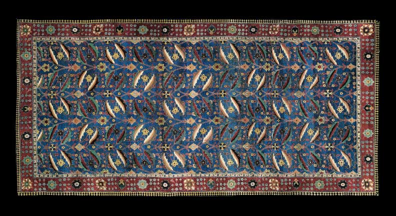 Priceless Expensive Rug Sold Antique Kirman