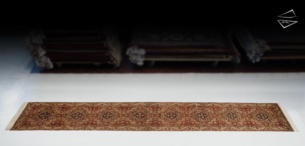 3x14 Pak Persian Design Rug Runner