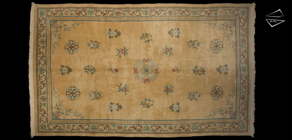 11x18 Peking Design Rug
