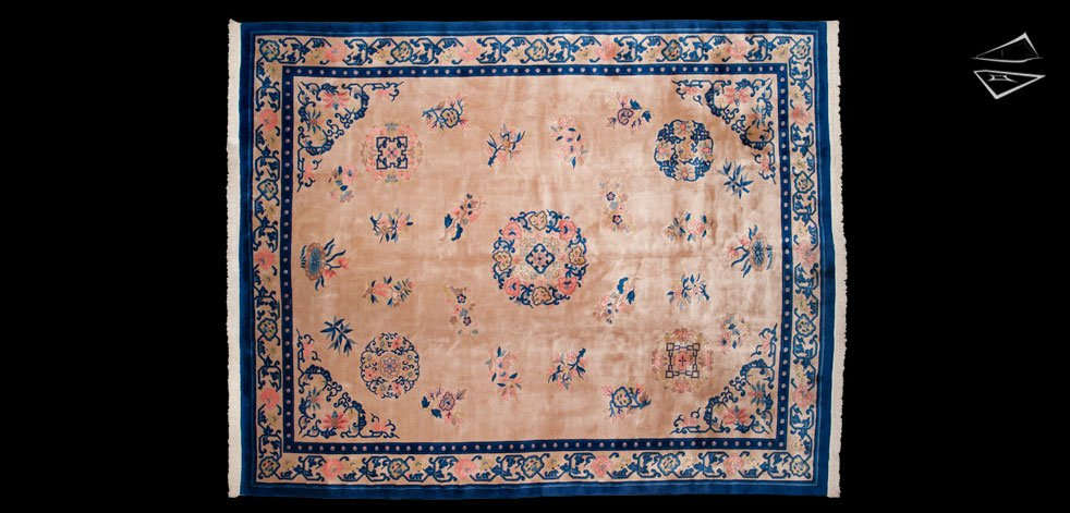 12x15 Peking Design Rug