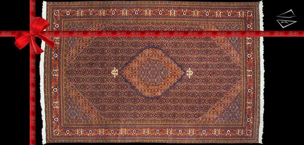 10x15 Persian Ardebil Rug