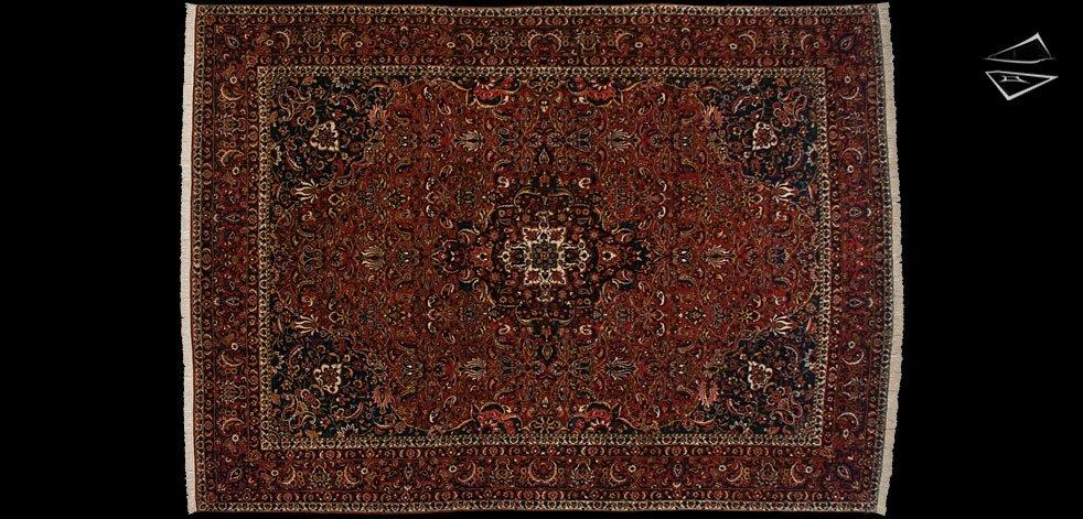 11x15 Persian Bakhtiari Rug