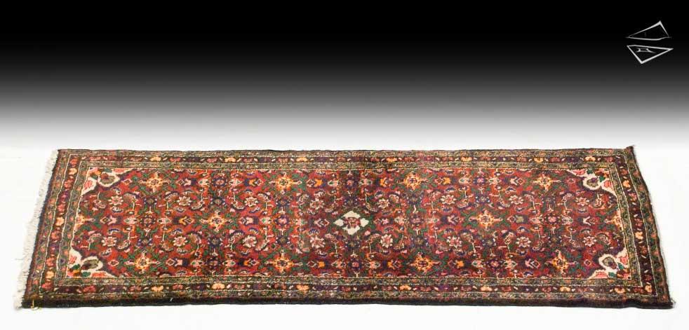 3x6 Persian Borchalou Rug Runner