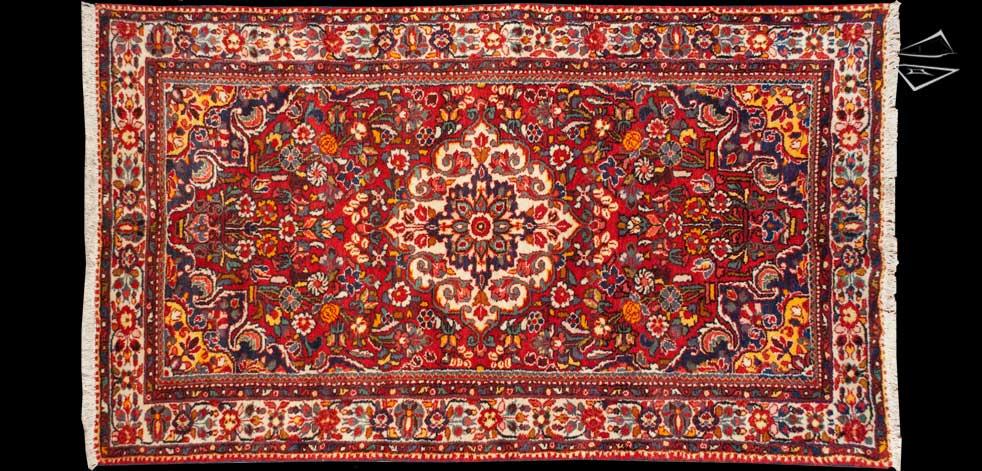 Persian Borchalou Rug