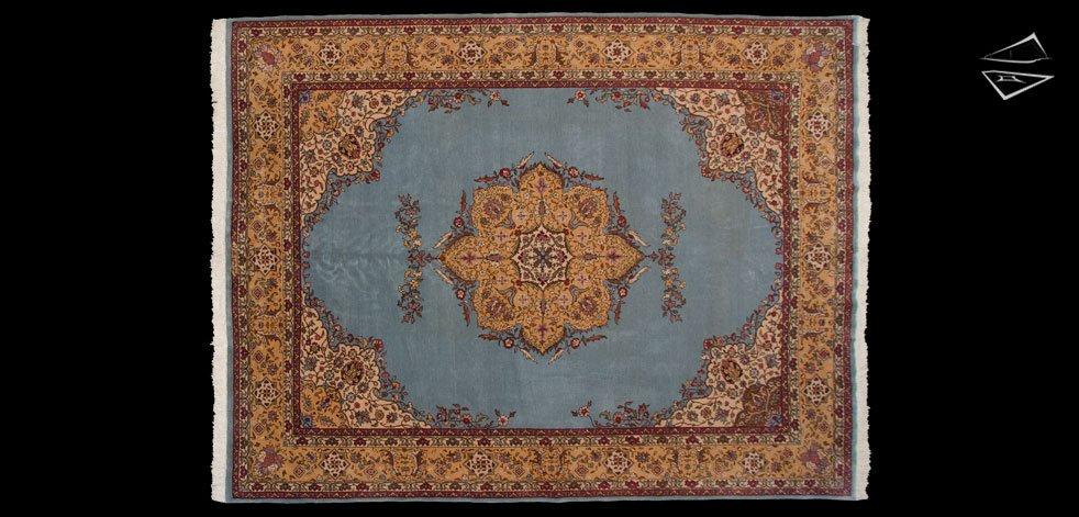 10x13 Persian Design Rug