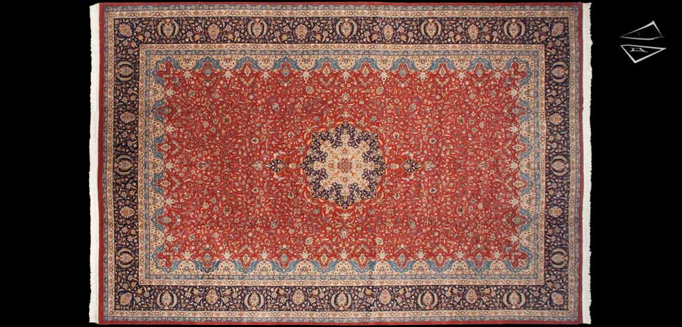 12x18 Persian Design Pakistani Rug