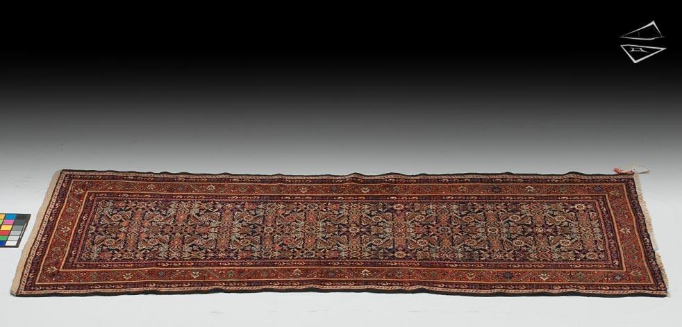 4x8 Persian Feraghan Rug Runner