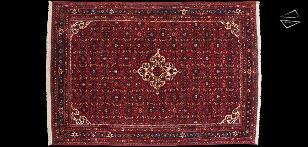 7x10 Persian Ingilas Rug