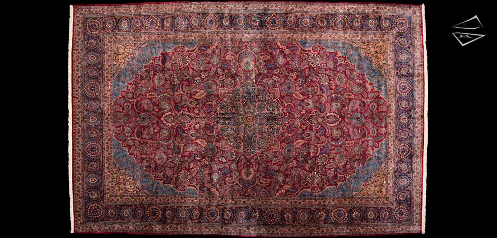 14x21 Persian Kazvin Rug