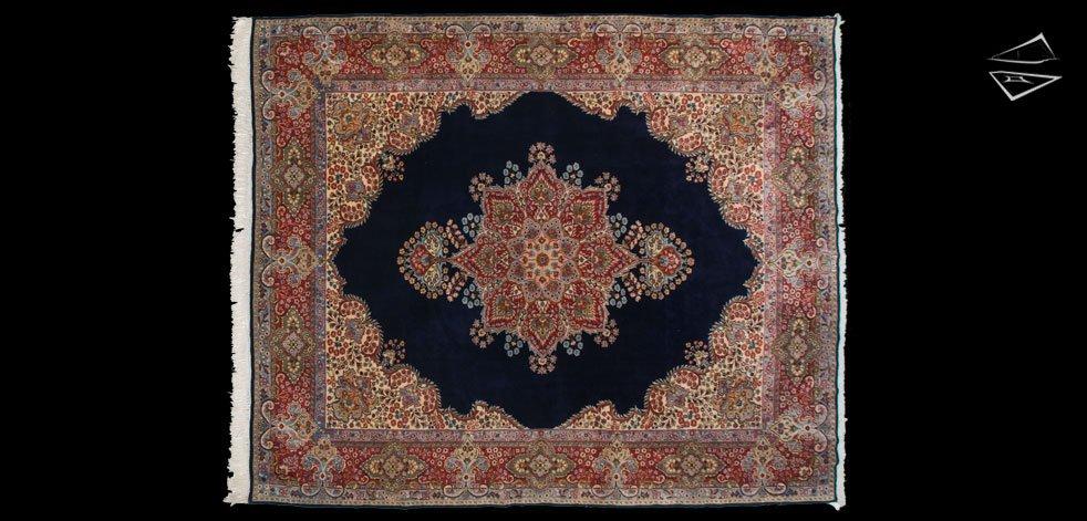 10x12 Persian Kerman Rug