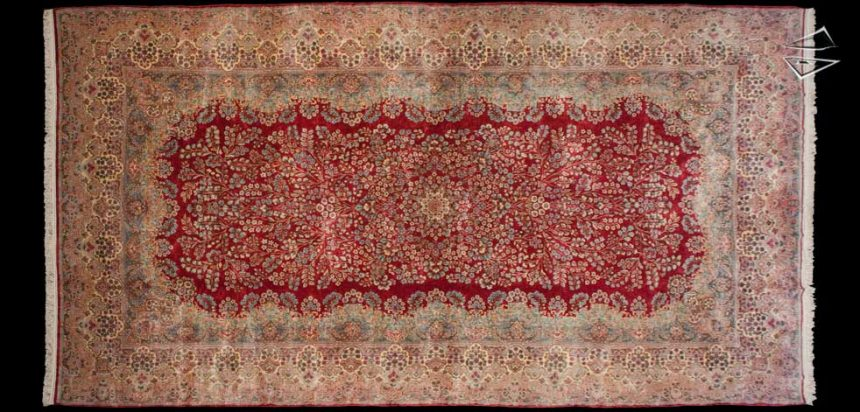 Kerman Cyrus Crown® Rugs