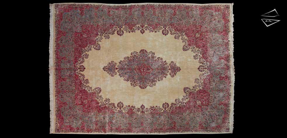 11x15 Persian Kerman Rug