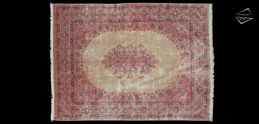 12x16 Persian Kerman Rug
